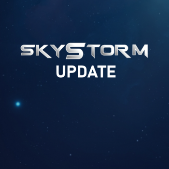 Skystorm DE Update Version 0.9.0